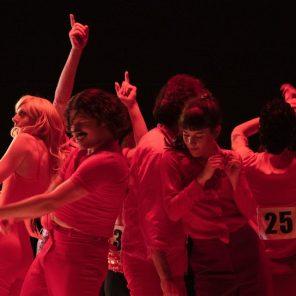 Sorry, do the tour. Again!, de Marco Berrettini, au Centre National de la Danse de Pantin