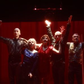 Alors Carcasse, de Mariette Navarro, Mise en scène de Bérangère Vantusso, Studio-Théâtre de Vitry