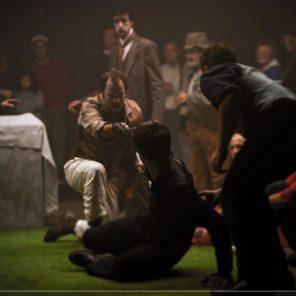 Helsingør, château d'Hamlet, spectacle de théâtre immersif par A2R compagnie - Antre de Rêves, mise en scène de Léonard Matton assisté de Camille Delpech