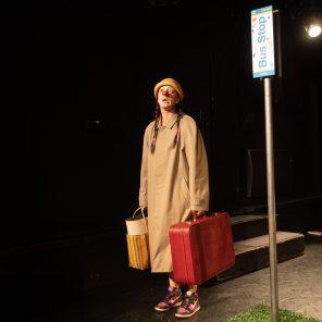 Terminus de Kim Biscaïno, mise en scène de Brice Cousin, Théâtre La Flèche