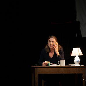 Bien arrivée à Ottawa, texte et mise en scène de Tatiana Gousseff, Théâtre La Flèche