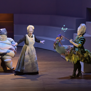 Ercole Amante, opéra de Pier Francesco Cavalli, livret de Francesco Buti, mise en scène de Valérie Lesort et Christian Hecq, Opéra-Comique