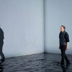 Nous pour un moment, d'Arne Lygre, mise en scène et scénographie de Stéphane Braunschweig, Odéon - Les Ateliers Berthier