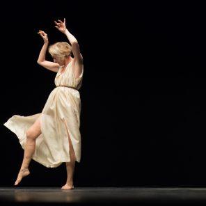 Isadora Duncan, concept de Jérôme Bel, Théâtre de la Commune / Festival d'Automne à Paris