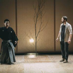 L'expérience de l'arbre, conception de Simon Gauchet, Maison de la Culture du Japon