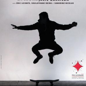 Tigrane, écrit et mis en scène par Jalie Barcilon, Théâtre du Lucernaire.