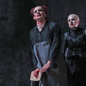 40° sous zéro, l'homosexuel ou la difficulté de s'exprimer & les quatre jumelles, de Copi, mise en scène de Louis Arène, Cie Munstrum Théâtre, Le Montfort-Théâtre