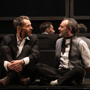 Dix ans après, pièce de David Foenkinos, mise en scène de Nicolas Briançon au Petit théâtre de Paris