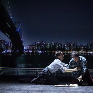 Angels in America, de Tony Kuschner, mise en scène d'Arnaud Desplechin, à la Comédie-Française