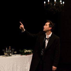 Hamlet, de William Shakespeare, mise en scène de Thibault Perrenoud, Théâtre de la Bastille