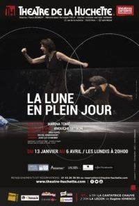 La Lune en plein jour, de Marina Tomé, mise en scène d'Anouche Setbon, Théâtre de la Huchette