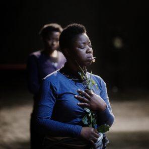 Métamorphoses, d'après Ovide, adaptation Sarah di Bella, mise en scène Luca Giacomoni, Théâtre de la Tempête