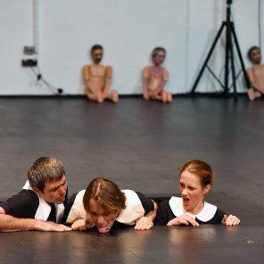 Acteurs ! conçu par Däper Dutto à la Commune – CDN d'Aubervilliers