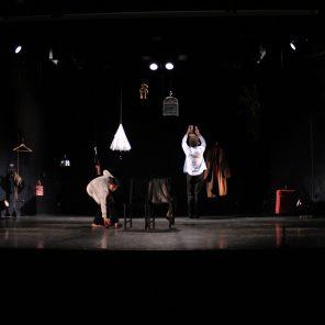 Lisbeth, écrit par Fabrice Melquiot, mis en scène par Camille Roy, Théâtre Les Déchargeurs