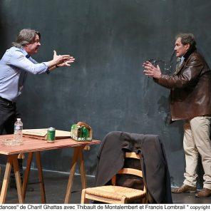 Dépendances, de Charif Ghattas, Théâtre du Rond Point