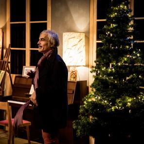 Un conte de Noël, d'après Arnaud Desplechin, mise en scène de Julie Deliquet, au Radiant Bellevue, en co-réalisation avec le Théâtre de la Croix-Rousse et le Théâtre des Célestins