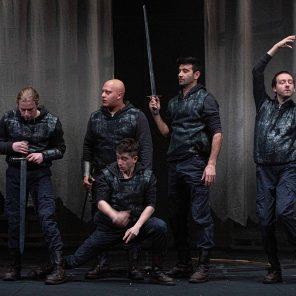 Dunsinane, de David Greig mise en scène Baptiste Guiton, au TNP