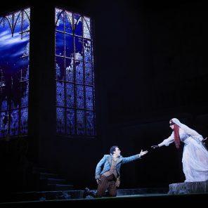 La Dame blanche, de François-Adrien Boieldieu, à l'Opéra Comique, Paris