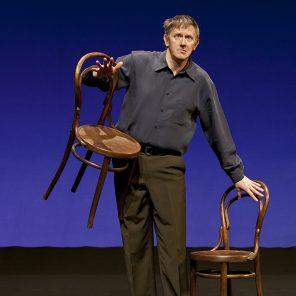L'Art du rire, de et par Jos Houben, à La Scala