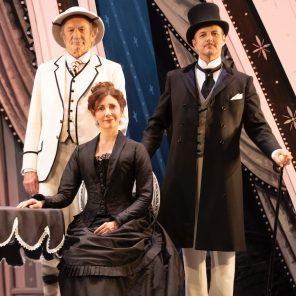 Le Système Ribadier, de Georges Feydeau, mise en scène Ladislas Chollat, aux Bouffes Parisiens