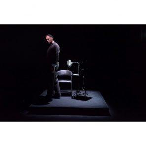 Le Fantôme d'Aziyadé d'après Pierre Loti avec Xavier Gallais, mise en scène de Florient Azoulay et Xavier Gallais au Lucernaire