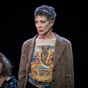 Les derniers jours, texte et mise en scène de Jean-Michel Rabeux, Théâtre du Rond-Point