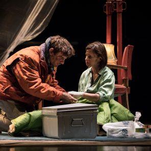 Après la fin, de Dennis Kelly, mis en scène par Maxime Contrepois, au Théâtre de la Cité internationale