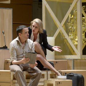 Théâtre et canapé, Odéon - Théâtre de l'Europe