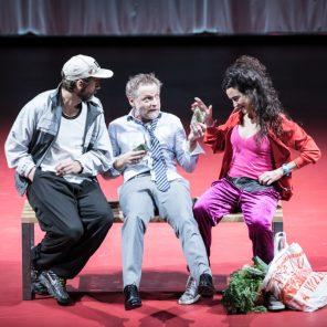 L'école des femmes, de Molière, mise en scène de Stéphane Braunschweig, Odéon - Théâtre de l'Europe