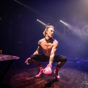 Cabaret Décadent, Revue Électrique N°25 + 45,d'Hervé Vallée, Cirque Électrique, Paris