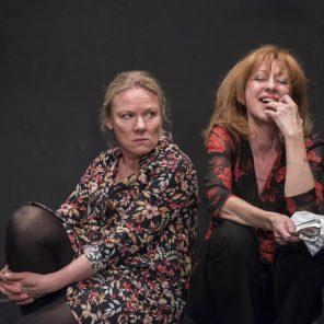 Je ne vous aime pas, de Pierre Notte, mise en scène de Marianne Wolfsohn, Théâtre Les Déchargeurs