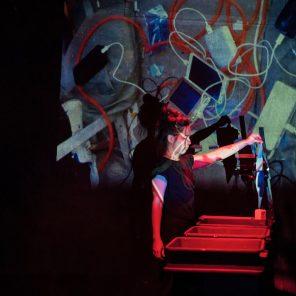 Enterre-moi mon amour, de Clea Petrolesi / Cie Amonine, d'après Lucie Soullier, Théâtre Paris-Villette