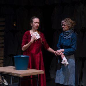 J'ai rêvé la Révolution, de Catherine Anne, au Théâtre de l'épée de Bois – Cartoucherie de Vincennes