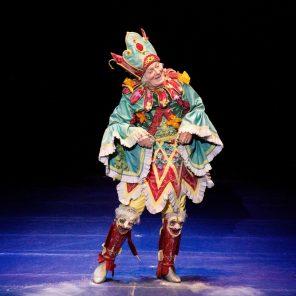 Le Cirque invisible, de et avec Victoria Chaplin, Jean-Baptiste Thierrée, Théâtre du Rond-Point