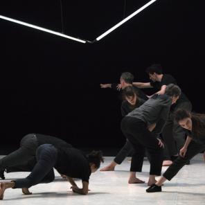 Une maison, chorégraphie de Christian Rizzo, Théâtre national de Chaillot / Théâtre de la Ville Hors les Murs