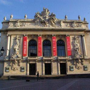 L'Opéra de Lille et La Princesse légère, de Violeta Cruz et mis en scène par Jos Houben, création en 2017