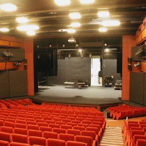 Rémi Fortin répète L'événement inimaginable au Nouveau Théâtre de Montreuil