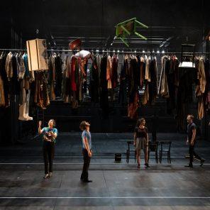 Littoral, de Wajdi Mouawad, mis en scène par Wajdi Mouawad, à La Colline - Théâtre national
