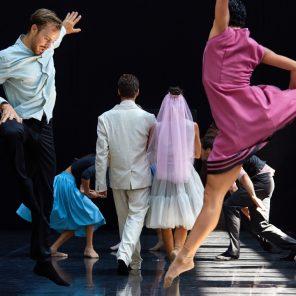 Don Juan, ballet de Johan Inger par la Fondazione Nazionale della Danza - Aterballetto