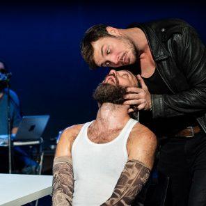 Guilty, écrit et mis en scène par, Vincent Steinebach, Théâtre La Flèche