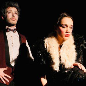 Music-Hall, de Jean-Luc Lagarce, mise en scène et chorégraphie de Sophie Planté, Le Guichet Montparnasse