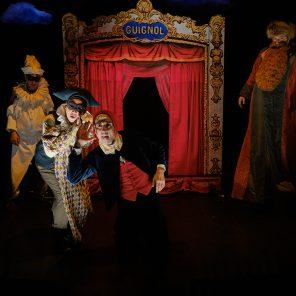 Pinocchio, de Carlo Collodi, adaptation et mise en scène de Jérémie Le Louët, Théâtre de Châtillon & tournée