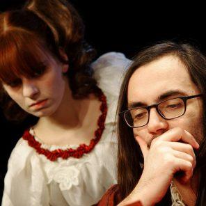Le Vampire de la rue Morgue, d'Adeline Arénas, mise en scène Maïté Cussey, à l'Espace 44