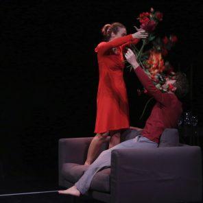 Jubiler, texte de Denis Lachaud, mise en scène de Pierre Notte, Théâtre de la Reine Blanche