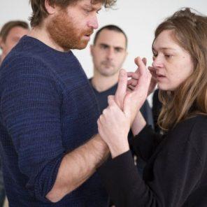 Toute la vérité, Théâtre déplié, création collective, mise en scène par Adrien Béal, T2G