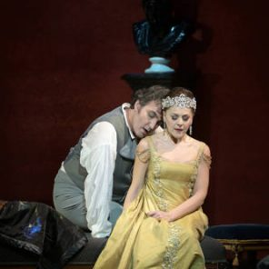 Tosca, musique de Giacomo Puccini, livret de G. Giacosa et Luigi Illica, direction musicale Carlo Montanaro, mise en scène de Pierre Audi, Opéra Bastille