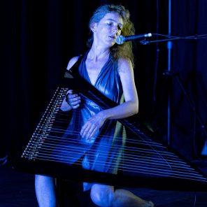 La voix perdue, un récit(al) de Juliette Flipo inspiré du conte de Pascal Quignard, au LoKal, Saint-Denis, Festival Temps nu avec Textes 2ème édition
