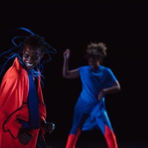 Mailles, de Dorothée Munyaneza, Centre Pompidou, Théâtre de la Ville-Paris