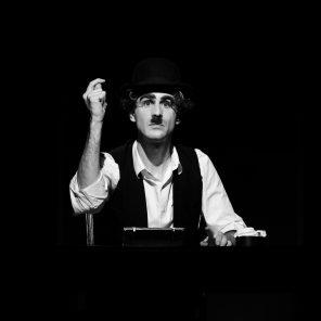 Chaplin 1939, de Cliff Paillé, mis en scène par Cliff Paillé, Lucernaire