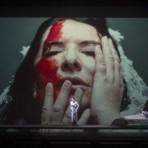 7 Deaths of Maria Callas, conception Marina Abramović, Opéra National de Paris